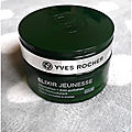 J'ai testé l'Elixir Jeunesse signé <b>Yves</b> <b>Rocher</b> !