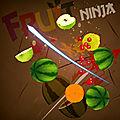 Test de Fruit <b>Ninja</b> - Jeu Video Giga France