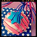 Cupcakes Independance day