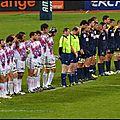 Stade français - parme (amlin cup)
