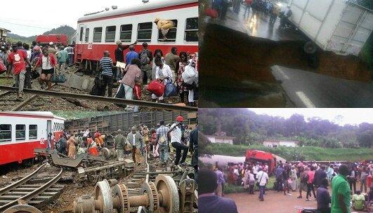 Cameroun : tout un pays en deuil après la catastrophe ferroviaire d'Eseka