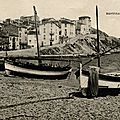 Une belle photo du port de banyuls en 1934