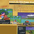<b>Kirby</b>'s Air Ride - Presentation