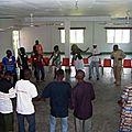 atelier emplois jeunes à Douala projet DSRP Jeunesse