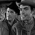 L'attaque de la malle-poste (rawhide) (1951) de henry hathaway