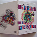 Pinpin le pingouin, <b>collection</b> ipomée, Albin Michel 1991
