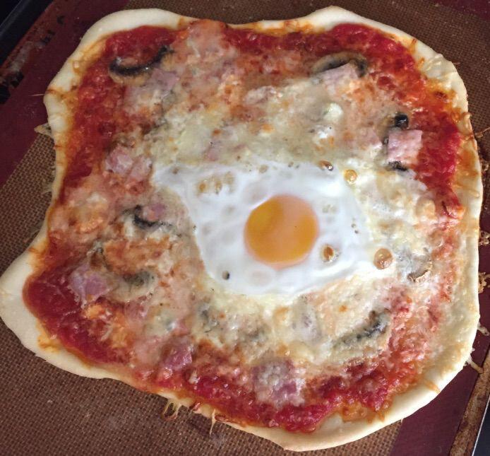 Le samedi, c'est pizza party