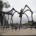 Extérieur Musée Guggenheim