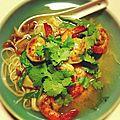 Petite soupe asiatique