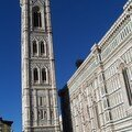 FLORENCE-CAMPANILE ET DOME