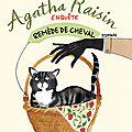 Agatha raisin enquête t.2 remède de cheval, m.c. beaton