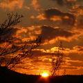 2008 09 29 Le soleil qui se couche
