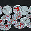 badges boutons tunisie