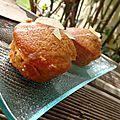 Muffins au gingembre