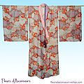 Grand Kimono TENDRESSE devant