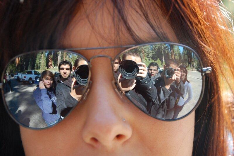 Giant Forest : Dans les lunettes de Shérazade