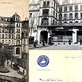Lettre de Philippe à Denise, Brest, le samedi matin 26 février 1938