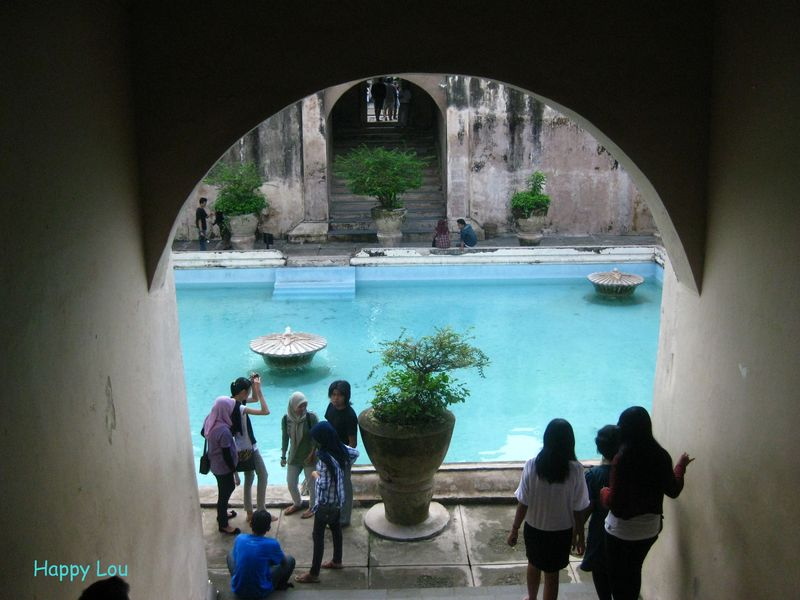 Yogjakarta,watercastle