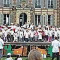 Fête des accueils de loisirs au château de nogent-le-roi
