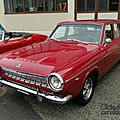 Dodge dart 270 4door sedan-1963