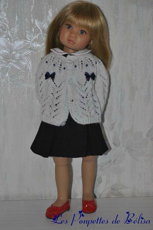 Mary - poupée Kidz'n Cats - 46 cm