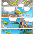 Rhésus & dulci: l'île au fantôme (2006) + divers gags et illustrations (2005-2007)