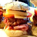 Mini-burgers (avec l'accent us, please)