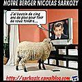 Nicolas sarkozy, le berger dont la france a besoin