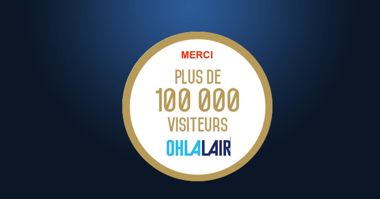 WOOOOW + de 10000 visiteurs...MERCI