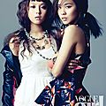 miss A PHOTOSHOOT POUR <b>VOGUE</b> GIRL