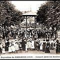 <b>FOURMIES</b> - <b>Exposition</b> <b>1910</b> ***