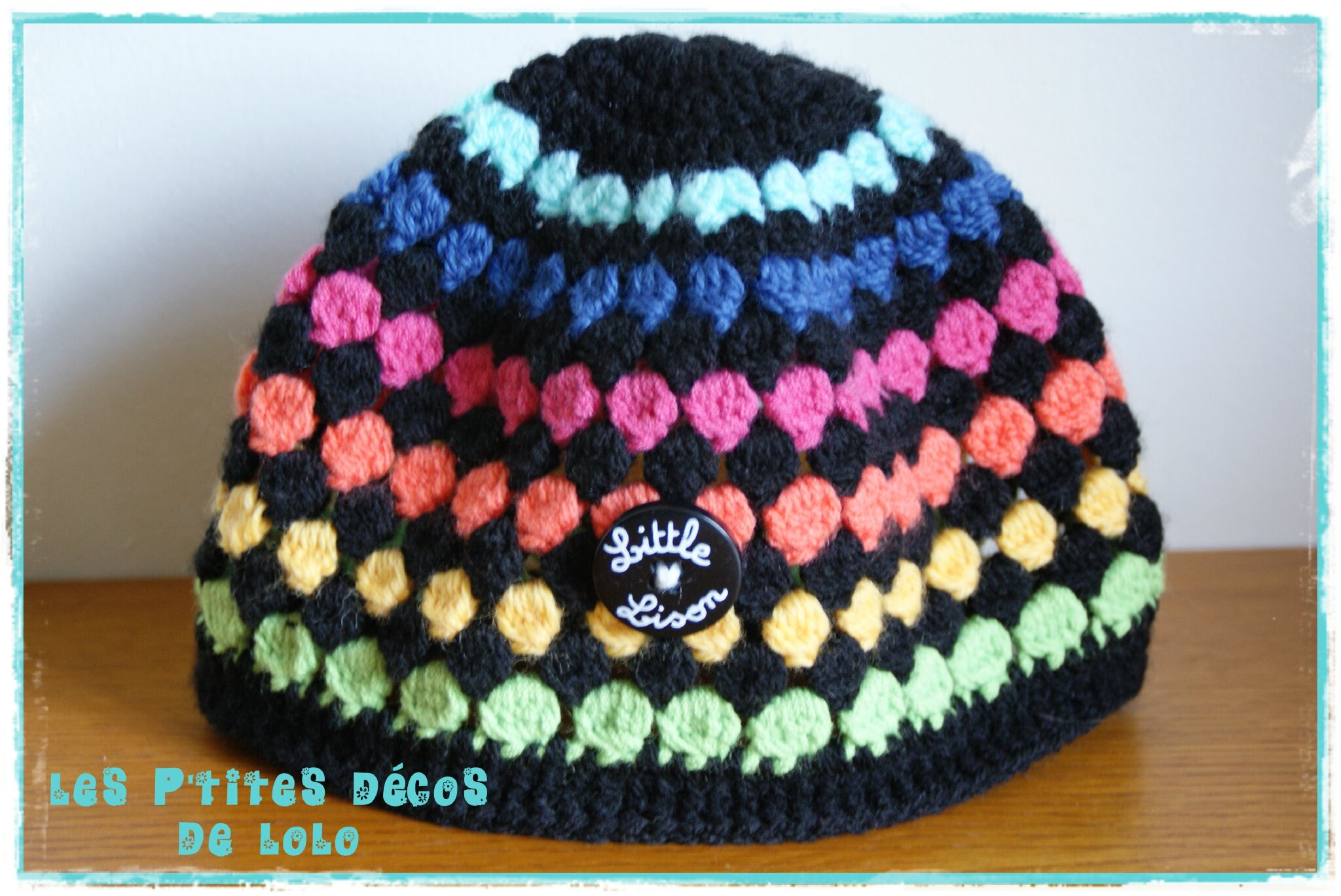 Bonnet Little Lison