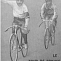 1903 - paris-madrid meurt quand naît le tour de france