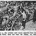 1936 - grands magasins en grève