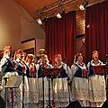 Chants et Danses traditionnels - 27 novembre 2011