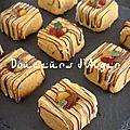 Gâteaux aux abricots et à l'orange