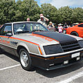<b>FORD</b> Mustang Official Pace Car Indy 2door hatchback coupé 1979