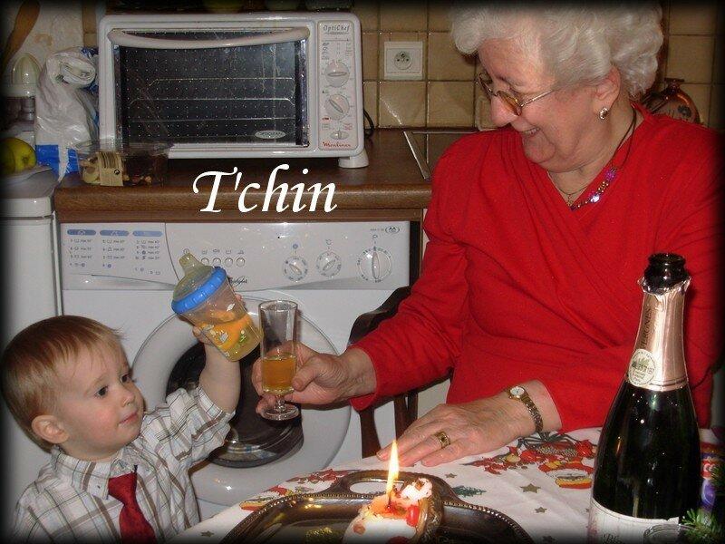 Pour les 80 ans de Mamy