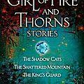 The Girl of Fire and Thorns Stories de <b>Rae</b> <b>Carson</b> en papier le 26 août 2014