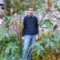 2009 09 27 Cyril devant son ricin