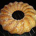 Mouskoutchou ( gâteau algérien )