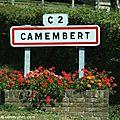 Camembert, son salon du livre