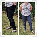 Saïki : mon pantalon idéal