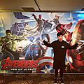 <b>Avengers</b> <b>Age</b> <b>of</b> <b>Ultron</b> : Black Widow a une Vision
