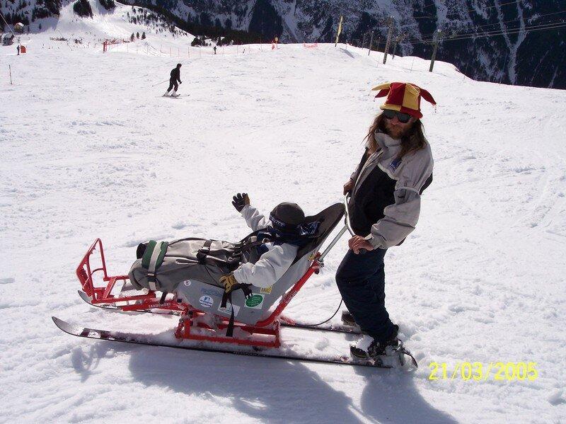 ski week end 5 et 6 mars 02