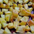 Ma recette du dimanche: mes pommes de terre soufflées