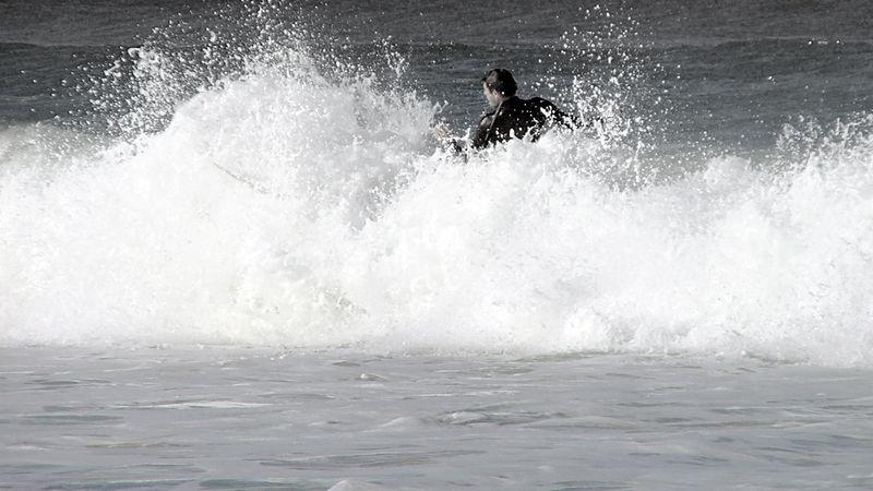 surf'in Biscarosse plage