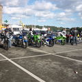 Les motards font leur cinema