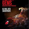 Alron Gems - Le bal des scorpions - Manuel Benetreau