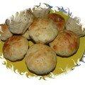 Krachels, pains au lait sucré marocains